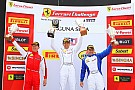 Three victories for Scuderia Corsa in Ferrari Challenge at Laguna Seca