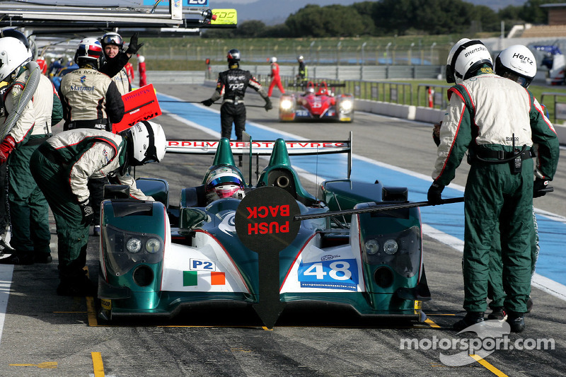 Gearbox failure costs Karun Chandhok and Murphy Prototypes yet another podium finish