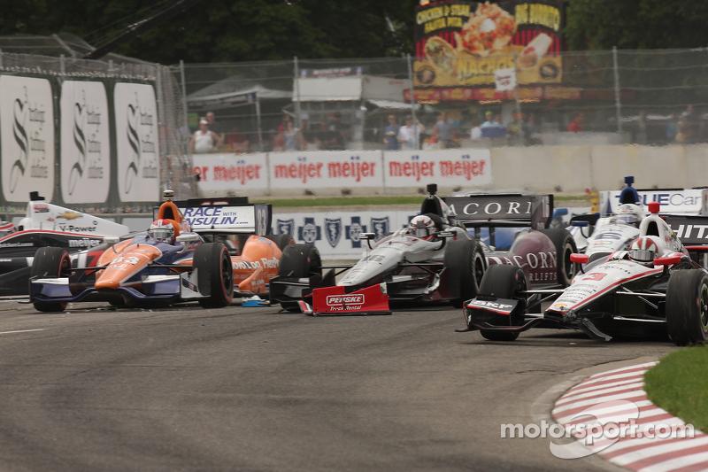 Chevrolet extends sponsorship deal of Detroit Grand Prix