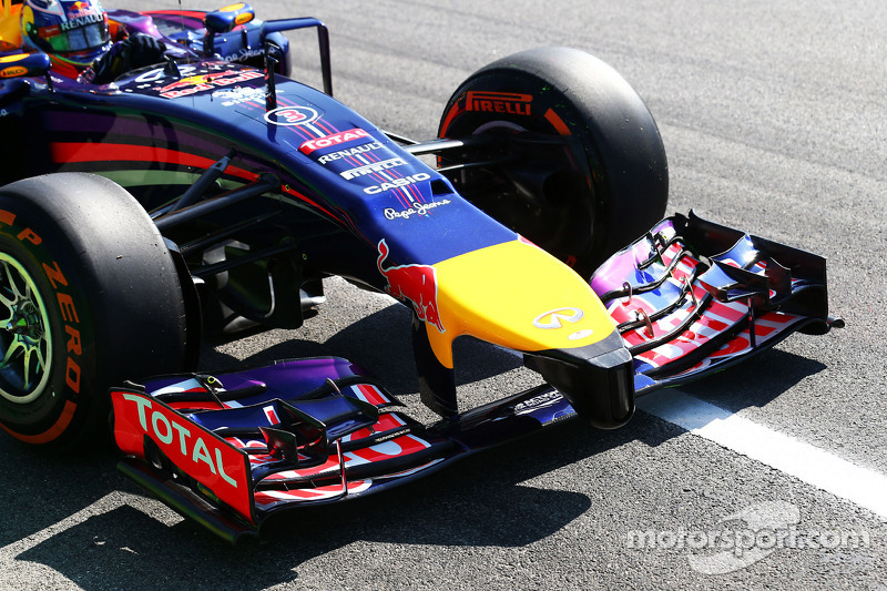 Red Bull told to redesign 'loophole' nose - report