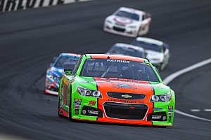 NASCAR Sprint Cup Preview Danica Patrick and her No. 10 Chevrolet SS ready to go for 600-mile race