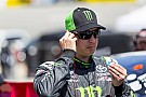Kyle Busch wrecks during first Nationwide practice
