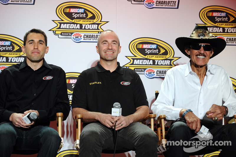Marcos Ambrose plans to stay with Petty
