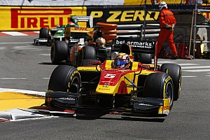 "GP2 Race report A ""drive-through"" slows Marciello in Monaco"