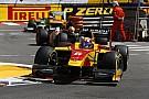 "A ""drive-through"" slows Marciello in Monaco"