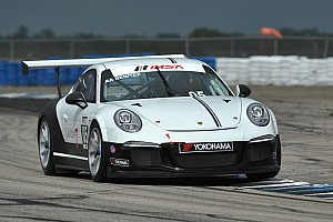 Benitez outruns Nielsen for Porsche GT3 Cup win at Lime Rock