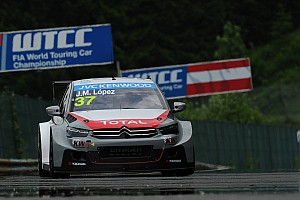 WTCC López beats a Honda trio in Race Two