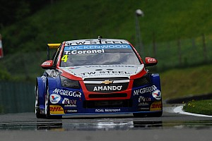 WTCC Race report Tom Coronel scores brilliant first podium finish in 2014 - video