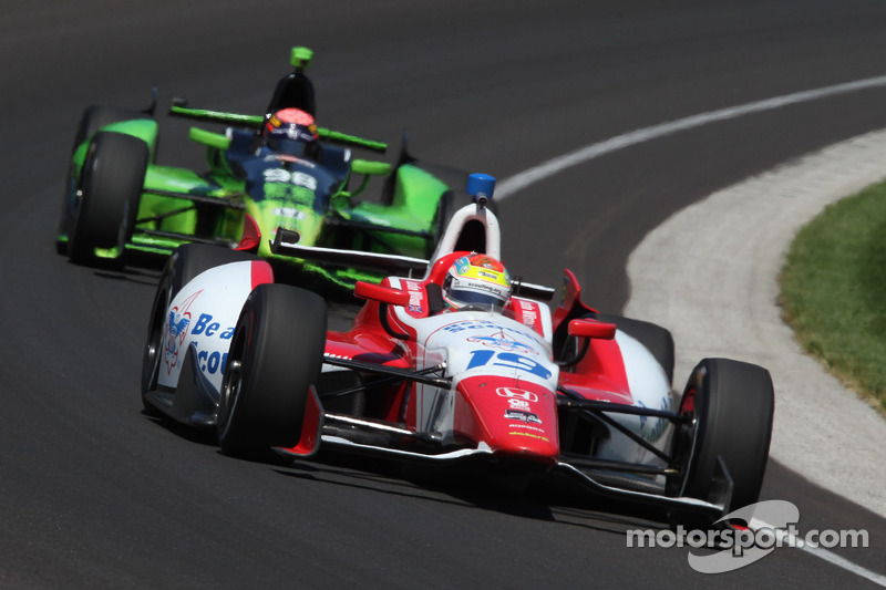 Coyne proud to have three Indianapolis 500 Finishers