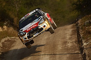 Citroën Racing seek Sardinian success