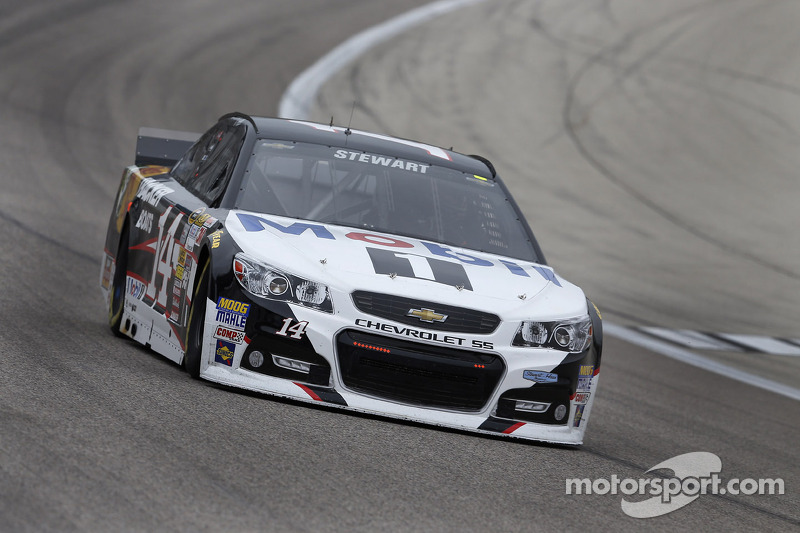 Chevy NSCS at Dover One: Tony Stewart press conference