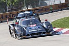 Third row start for Michael Shank Racing with Curb/Agajanian in Detroit