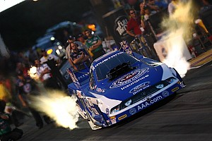 John Force Racing ready for Sunday eliminations