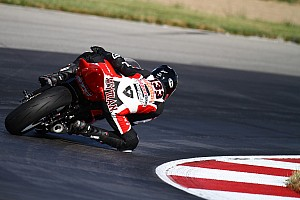 Kyle Wyman gets redemption at Road America
