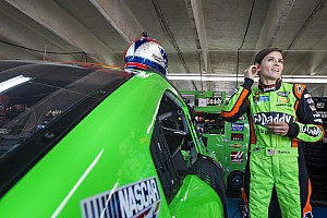 NASCAR Sprint Cup Preview Danica Patrick a little leery of Pocono