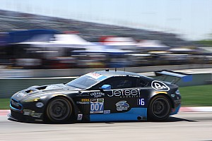 Carter and TRG-AMR teammate Davison finish fourth in Detroit