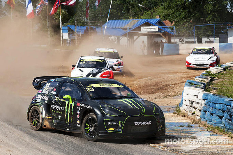 "World RX releases short film ""Wildcards"" - video"