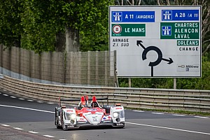 Le Mans Preview Sébastien Loeb Racing at the 24 Hours of Le Mans