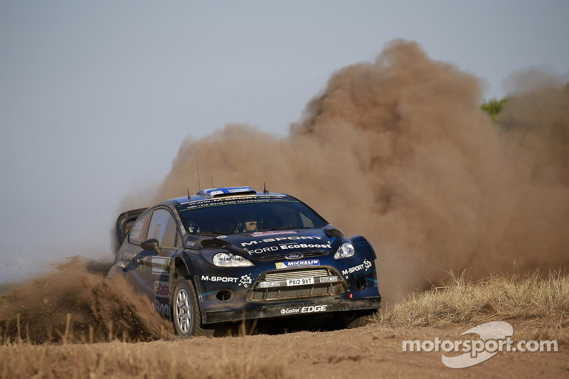 Hirvonen's rally goes up in flames