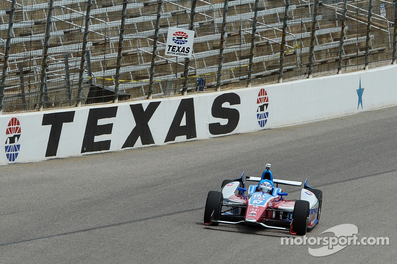 Newgarden on Texas front row for Rising Star Racing