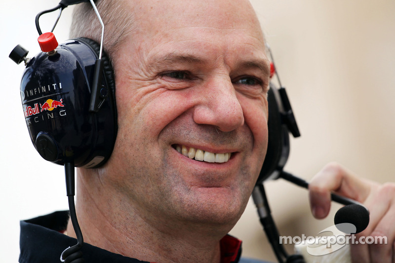 Newey signs new multi-year agreement with Red Bull