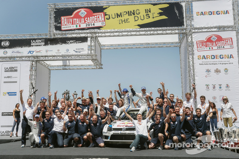 Rally Italia goes to Sebastien Ogier