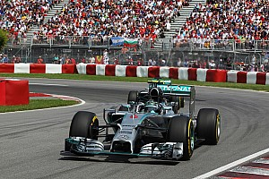 Formula 1 Breaking news Rosberg a 'big winner' amid Mercedes troubles