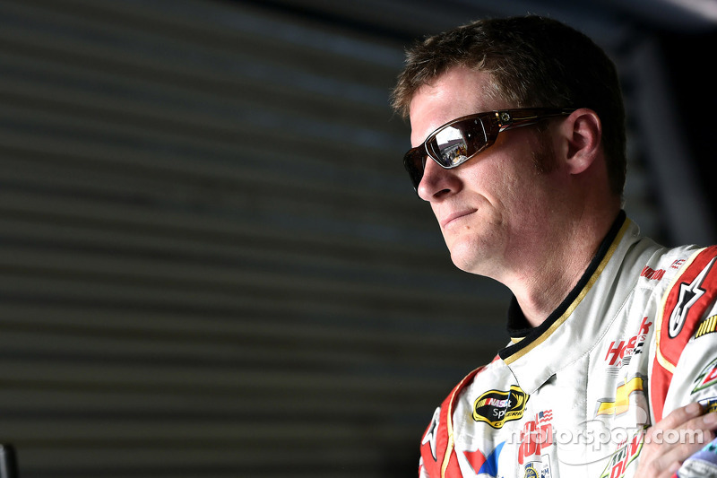 Earnhardt hoping to be fast at Michigan