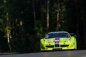 Le Mans Race report Krohn Racing Finishes in top 10 at the 24 Hours of Le Mans