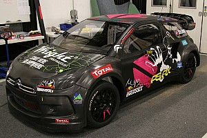World Rallycross Race report Solberg: a second from heaven in Hell, Norway at World Rallycross