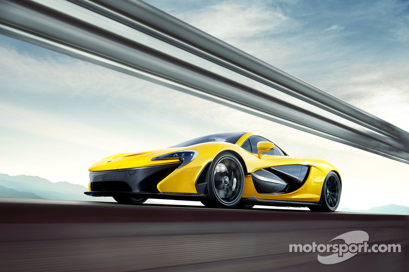 McLaren to revive iconic badge with track-focused P1 GTR