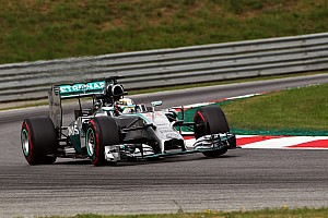 Formula 1 Breaking news Mercedes still troubled by Montreal glitch