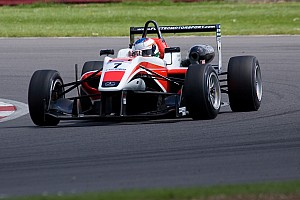 BF3 Race report Rao takes surprise win at Snetterton