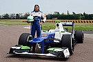 Circuit of The Americas 'Official Training Partner' for F1 hopeful Simona De Silvestro