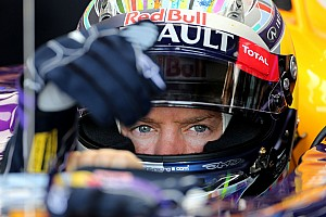 Vettel quickest in wet final practice at Silverstone