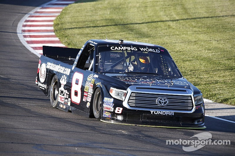 Nemechek upbeat after top 10 finish