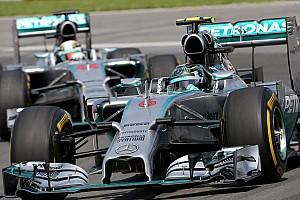 Hamilton and Rosberg take their title fight to Germany