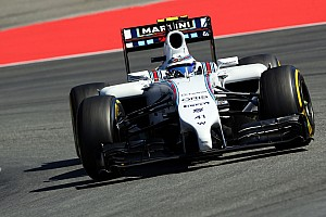 2015 Williams seat 'not realistic' - Susie Wolff
