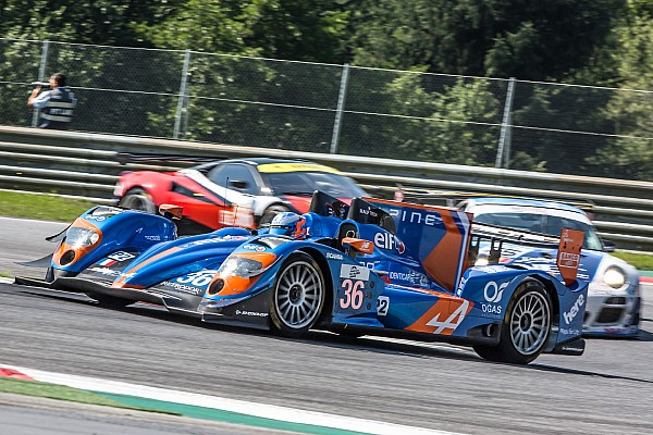 Three different manufacturers on ELMS LMP2 podium at Red Bull Ring