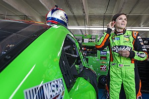 NASCAR Sprint Cup Preview Danica Patrick is hoping to pull off the upset and win at the iconic speedway