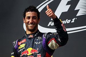 With a perfect strategy Red Bull's Ricciardo win the Hungarian GP