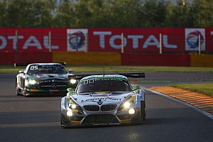 Blancpain Endurance Race report Marc VDS take historic 24 Hours of Spa Podium