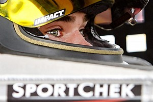 NASCAR Canada Race report Second NASCAR 2014 podium for Alex Guenette at Autodrome St-Eustache