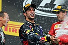 Alonso, Hamilton say Ricciardo among F1's best