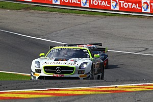 Blancpain Endurance Race report Primat overcomes problems to finish sixth at 24 Hours of Spa