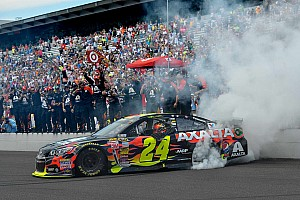 NASCAR Sprint Cup Commentary The year of Jeff Gordon