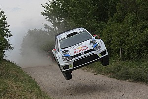 WRC Stage report Latvala beats Ogier, Volkswagen takes early lead in Finland