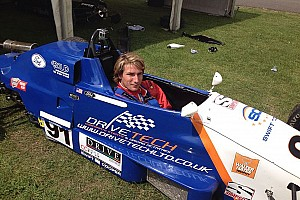 Other open wheel Preview Freddie Hunt returns to competitive racing