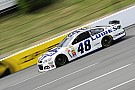Jimmie Johnson out at Pocono after crash
