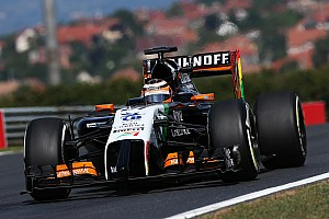 Formula 1 Breaking news Perez says Hulkenberg 'strongest F1 teammate'